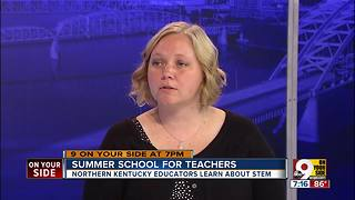 Summer school for teachers - Video