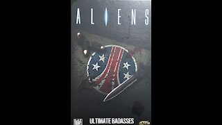 Aliens ultimate badasses unboxing
