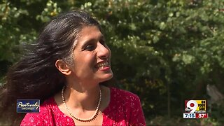 Positively Cincinnati: Diagnosed with cancer, she found healing in a local park