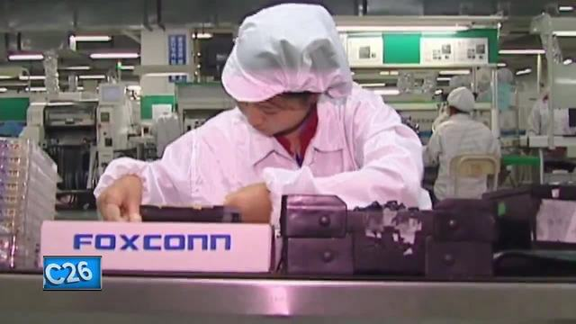 the leadership of foxconn Governor walker announces new state website: wisconnvalleywigov to provide updates on foxconn's historic investment in wisconsin.
