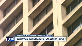 Developers revise plans for One Seneca Tower - Video