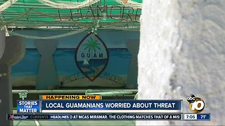 San Diego Guamanians worried about North Korean threat - Video
