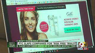 Beware of risk-free trials - Video