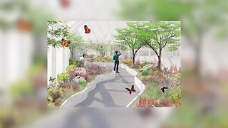Botanical Gardens of Buffalo and Erie County creates expansion plan