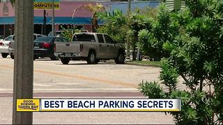 Best beach parking secrets in Tampa Bay - Video