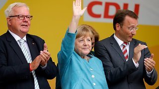 Germany's Coalition Talks Are Back On After Months Of Uncertainty - Video
