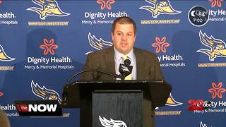 CSUB partners with Dignity Health to support student athletes further - Video
