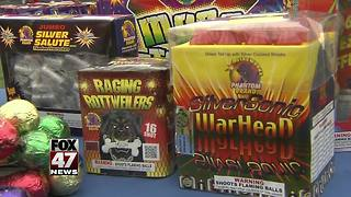 CPSC to talk about firework safety - Video