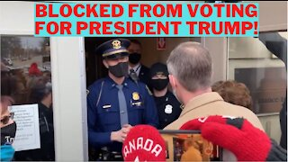 Republican Electors Blocked From Voting For President; 7 States Send Dueling Electors!