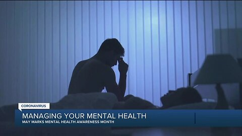 Managing your mental health during the COVID-19 pandemic