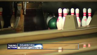 Metro Detroit bowling alley to close after 70 years in business - Video
