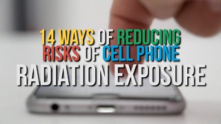 14 Ways of Reducing Risks of Cell Phone Radiation Exposure - Video