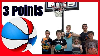 Epic 3 Point Contest with Kids - Video