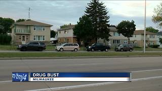 12 Milwaukee-area suspects charged with federal drug offenses - Video