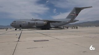 Idaho National Guardsmen Heading to D.C. for Biden Inauguration