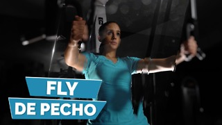 Fly de pecho - Video