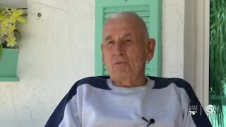 Senior says he couldn't get second dose of COVID-19 vaccine