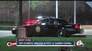Fight at Warren Central High School - Video