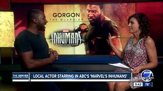 Colorado's Eme Ikwuakor to star in 'Marvel's Inhumans' this fall on Denver7 - Video