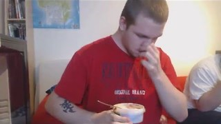 "Brave Man Conquers the ""Old Aioli Challenge"" - Video"