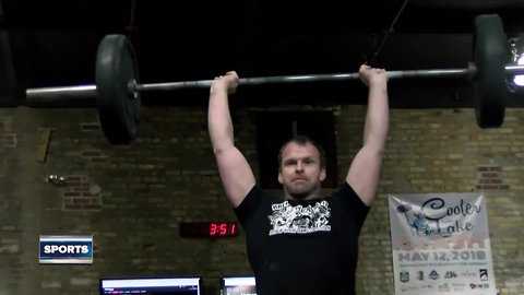 BrewCity CrossFit afternoon class proves anyone can do CrossFit