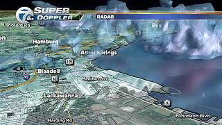 7 First Alert Forecast 12/08/17 - Video