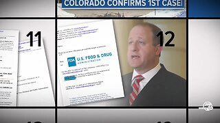 An inside look at the COVID-19 crisis as it unfolded in Colorado