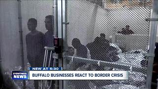 Buffalo businesses donate legal fees for border separated families - Video