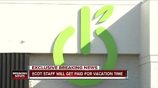 Judges approves ECOT staff to get paid for vacation time - Video