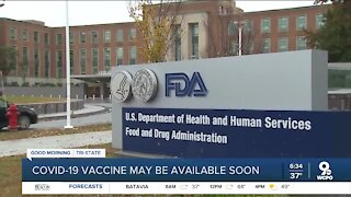 COVID-19 vaccine could be available by year's end