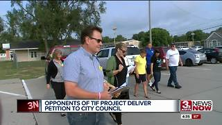 Ashland TIF project opponents file petition 4:30 p.m. - Video
