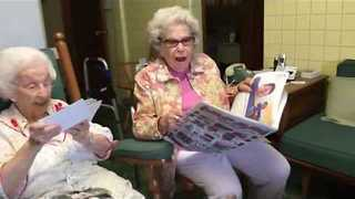 Gramma and Ginga Cannot Go 10 Seconds Without Arguing - Video