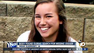 Body found in search for missing jogger