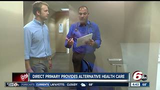 Direct primary care provides alternative, flat-rate healthcare model - Video
