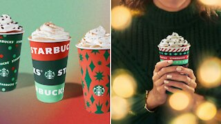 These Are The 7 Holiday Drinks You Can Get At Starbucks Canada Right Now