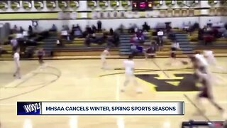 MHSAA cancels winter, spring sports seasons