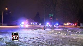 Pedestrian fatally struck, driver taken to hospital - Video