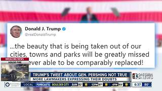 President Trump facing more criticism for tweets - Video
