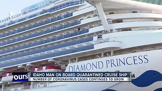 Idaho man on cruise ship quarantined due to coronavirus
