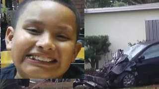 Fort Pierce boy who turned 9-years-old on Christmas Day dies in wreck - Video
