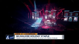 Trans-Siberian Orchestra continues holiday tradition in Milwaukee