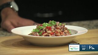 Shape Your Future Healthy Kitchen: Black Eye Pea Salad