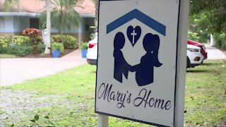 Mary's Home provides safe place for homeless pregnant women