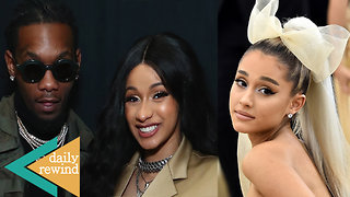 Cardi B ACCEPTS To Take Back Offset! Ariana Grande UNDER PRESSURE From pete Davidson's Drama! | DR