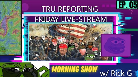 The Good Friday Morning Show With Rick.G Episode 5!