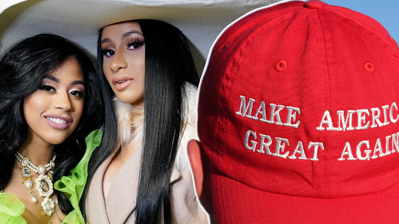 Cardi B & Sister Hennessy sued for Defamation over Racist Maga Supporters' JAB