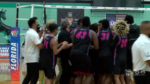 Royal Palm Beach volleyball advances to state semifinals