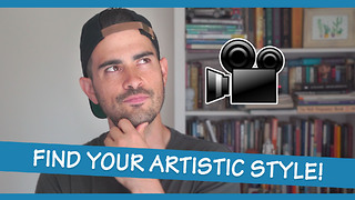 How to find your artistic style or voice - Video