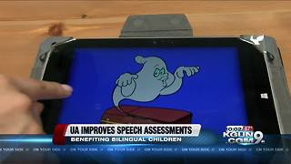 UA researcher receives grant to study speech disorders in bilingual children