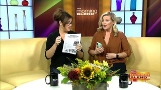 Molly and Tiffany with the Buzz for November 7! - Video